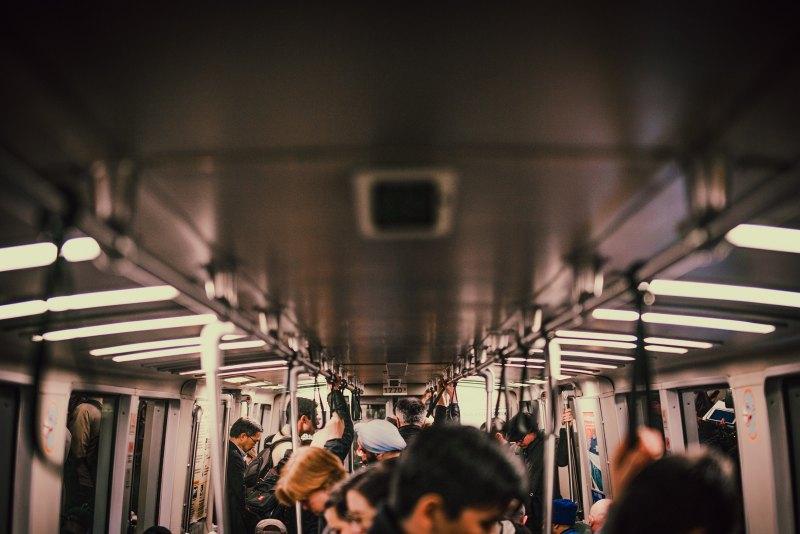 People in underground