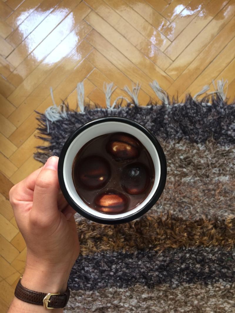 Domácí čokoládový puding